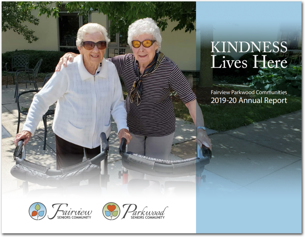 Kindness Lives Here Annual Report